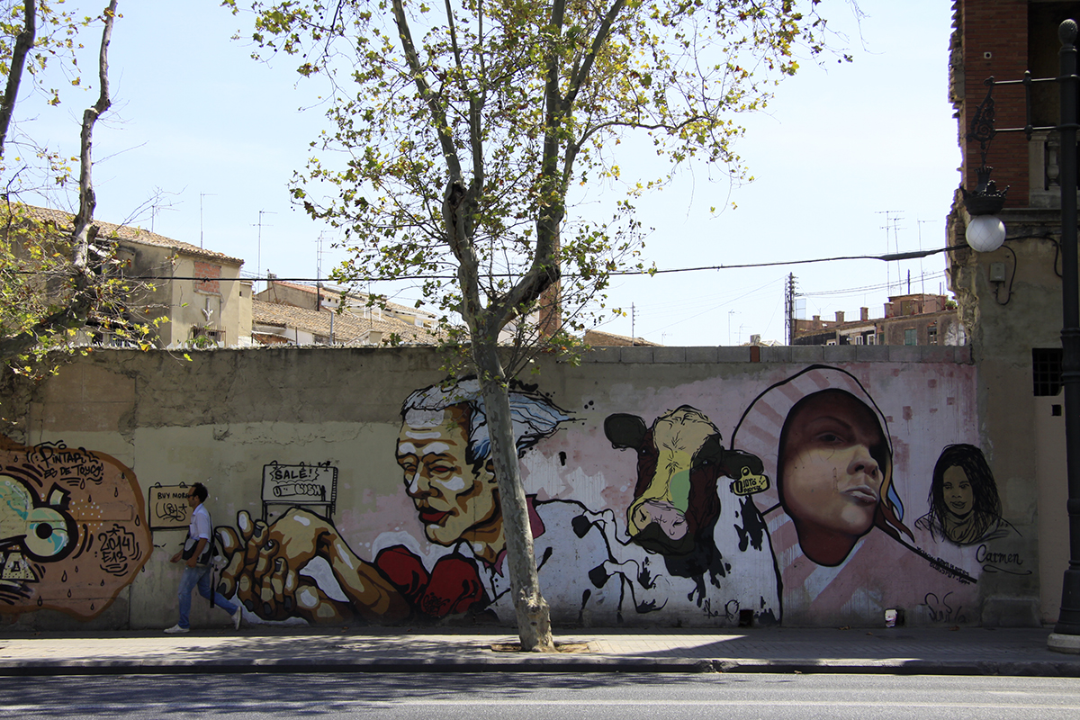 Street Art in Valencia